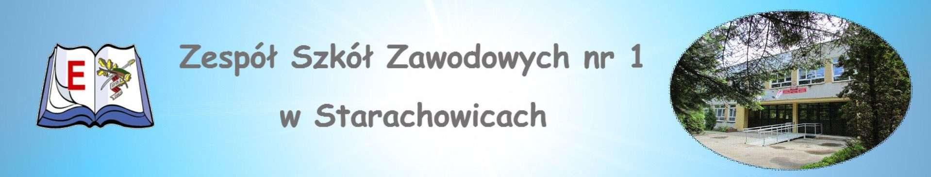 Zespół Szkół Zawodowych nr 1 w Starachowicach