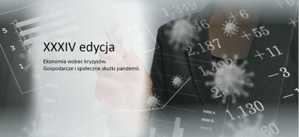 zawody II stopnia - okręgowe XXXIV Olimpiady Wiedzy Ekonomicznej