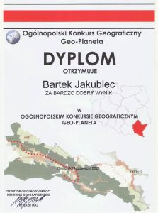 Uznanie zawiedzę geograficzną