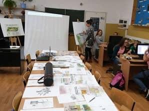 projektowanie terenów zielonych