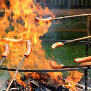 Integracja klas przy ognisku