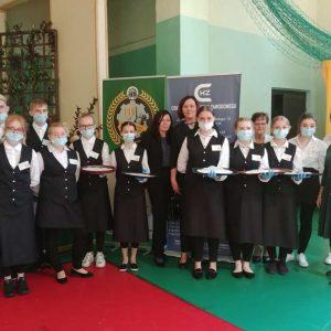 obsługa 60-lecie powstania szkoły 100-lecia szkolnictwa zawodowego